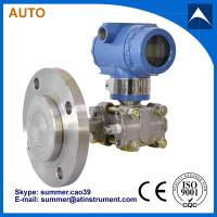 Wholesale High accuracy Smart Sanitary Differential Pressure Transmitter / Sensor with LCD indicate from china suppliers