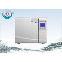 Wholesale Detal autoclave sterilizer  22L for dental instruments sterilization from china suppliers