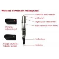 Wholesale Custom Tattoo Equipment Wireless Eyebrow Permanent Makeup Pen from china suppliers