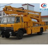 Wholesale hot sale factory price dongfeng 16m-20m high altitude operation truck, best price dongfeng 20m hydraulic bucket truck from china suppliers