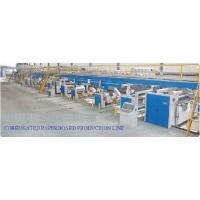 Wholesale High Speed Layer Corrugated Paper Board Pre Press Equipment Production Line from china suppliers