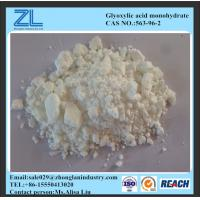 Wholesale (Glyoxylic acid monohydrate 98%min)563-96-2 from china suppliers