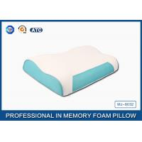 Wholesale Shoulder Care Memory Foam Contour Pillow, Moulded PU Visco Elastic Pillow from china suppliers