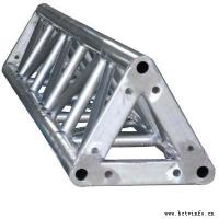 Wholesale Speaker Aluminum Triangle Truss Bolt System For Display Truss from china suppliers