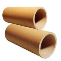 Quality Heavy Duty Customized Kraft Paper Core Pipe / Cardboard Core Tube for sale