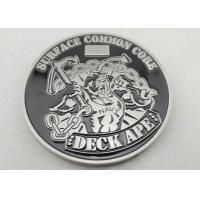 Wholesale Soft Enamel Nickel Plating DECK APE Coin / Zinc Alloy Metal Personalized Coins for Awards Gift from china suppliers