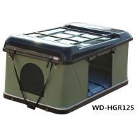 Buy cheap 2017 High quality Off Road Adventure Camping ABS Hard Shell Roof Top Tent  WD-HGR125 from wholesalers