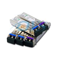 Wholesale Single-mode Fiber Optic Transceiver Compliant IEC60825-1 / RoHS from china suppliers