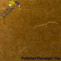 Wholesale Nano Brown Polished Porcelain Tiles 800mm X 400mm For House Floor from china suppliers