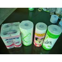 Wholesale Premium Embossed Household Kitchen Paper Towel , 100% Virgin Wood from china suppliers