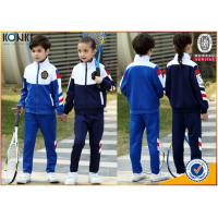 Wholesale China wholesale school uniform custom school uniform jacket and pants for primary school from china suppliers