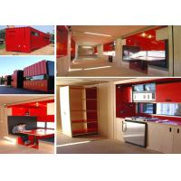 Wholesale 40 Feet Modified Shipping Containers With Stylish Small Home Spaces Prefabricated House from china suppliers