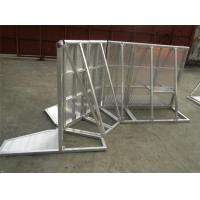 Wholesale Aluminum mojo barrier from china suppliers