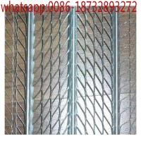 Wholesale 12.6mmX7.1mm aperture rib lath on timber frame for stucco/Construction Hot Sale Expanded High Rib Lath from china suppliers