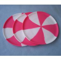 Wholesale Soft / flexible silicone frisbee , harmless pet toys and children Custom Silicone Products from china suppliers
