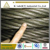 Wholesale 8*19S+IWR elevator wire rope /steel cables/Emergency Towing Cable from china suppliers
