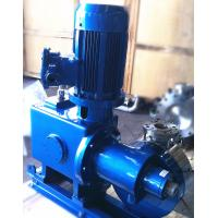 Wholesale Electric Double Diaphragm Pump With Safety Valve For Dirty Water Treatment from china suppliers