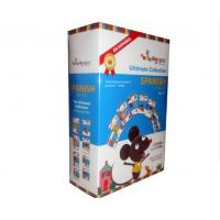 Wholesale Child Educational Disney Movie Baby Read DVD For Kids , NTSC Format from china suppliers