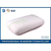 Wholesale Traditional King Size Memory Foam Pillow Neck Support , Orthopedic Pillows For Neck Pain from china suppliers