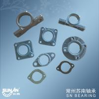 Wholesale OEM Non - Standard Cast Iron Flange Mounted Ball Bearings For Metallurgy from china suppliers