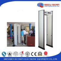Wholesale IP55 Waterproof Walk Through Security Metal Detectors Door 80v To 250v from china suppliers