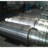 Buy cheap Industrial Corrugated Roller Core for Rolling Aluminum  Diameter 450 - 800mm  High Hardness from wholesalers