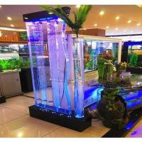 Buy cheap 2017 NEW Waterfall-style LED wall screen from wholesalers