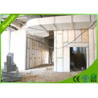 Wholesale Fire Proof Wall Sandwich Panel Construction For Prefabricated Houses from china suppliers