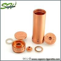 Wholesale Copper hades Mechanical Mod E Cig for Huge Vapor from china suppliers