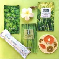 Wholesale Pure Chinese Medicine Extraction + Collagen Repair Face Mask Remove Facial Spots Moisturizing Whitening Face Mask Soft P from china suppliers