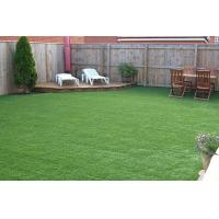 Wholesale High density Outdoor Artificial Grass , Plastic for residences / sportsand from china suppliers