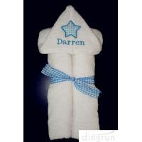 Wholesale Adorable Custom Baby Hooded Towels For Bath / Beach / Pool Dryfast from china suppliers