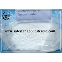 Wholesale Anabolic Androgenic Steroids Testosterone Decanoate CAS 5721-91-5 for Muscle Building and Bulking Cycle from china suppliers
