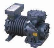 China Fridge Emerson Copeland Scroll Compressor , Piston Copeland Air Conditioner Compressor DKJ-150 on sale