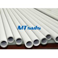 Wholesale ASTM A213 33.4mm Stainless Steel Industrial Pipe TP304 / 304L / 316 / 316L from china suppliers