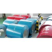 Wholesale Corrosion Proof Painted Steel Coil For Corrugated Sheet , Color Coated Steel Coil from china suppliers