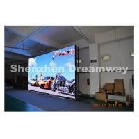 Quality Synchronization Control SMD2727 full color outdoor advertising led display Screen in public places for sale