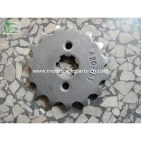 Wholesale Honda CG125 420-15T 45# Motorcycle 70 -125cc Engine Parts SPROCKET DRIVE 428-16T from china suppliers