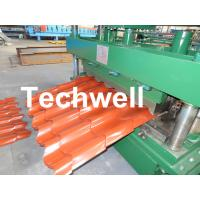 Wholesale Color Steel Tile Roll Forming Machine For Roof Wall Cladding, Steel Roof Panel from china suppliers