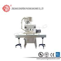 Wholesale High Efficiency Liner Bottle Capping Machine For Cosmetic Industry 50 / 60HZ from china suppliers