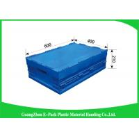 Wholesale Light Weight Collapsible Plastic Containers Moving Storage Long Service Life from china suppliers