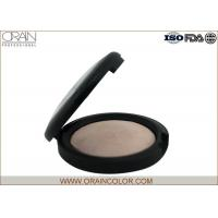 Wholesale Natural Matte Powder Foundation , Suncreen Baked Powder Foundation For Oily Skin from china suppliers