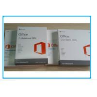 Wholesale Microsoft Office 2016 Professional Product Key Card Office 2013 Professional Retail Box from china suppliers