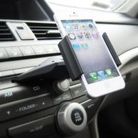 Quality Universal Car CD Slot Mount Holder Stand Dock Kit for iSamsung S4 Nokia 1020 920 GPS for sale