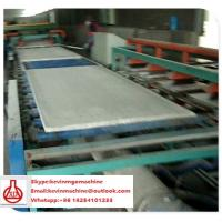 Wholesale Industrial MgO Board Production Line , Cold Pressure Construction Material Making Machinery from china suppliers