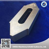 Wholesale Wear Resistance Plastic Granulator Blades For Copper Cutting High Intensity from china suppliers