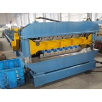 Wholesale 1200mm width Metal Sheet Cold roll Forming Equipment Double Layer with European Standard from china suppliers