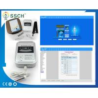 Wholesale Touch Style Quantum Magnetic Resonance Analyser , Quantum Body Analyzer Machine from china suppliers