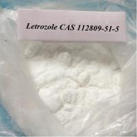 Wholesale High Purity Steroids Powders Letrozole Aromatase Inhibitor Antiestrogen Powders CAS 112809-51-5 from china suppliers