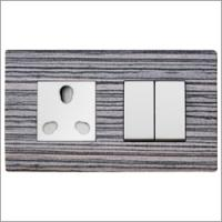Wholesale 13A 1 gang Switched Socket ,double pole from china suppliers